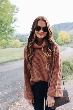 Outfits * 41 Beautiful Fall Outfits Ideas To Wear Everyday - Outfit Invernali Fall Fashion Outfits, Fall Fashion Trends, Fall Winter Outfits, Teen Fashion, Autumn Winter Fashion, Fashion Tips, Fashion Design, Womens Fashion, Fashion Clothes