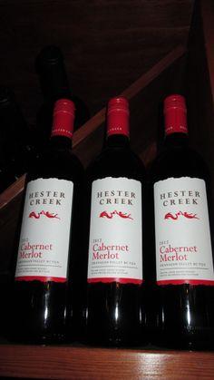 Hester Creek Cabernet Merlot
