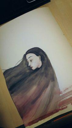Manga Anime, Fantasy Art, My Arts, Painting, Fantastic Art, Painting Art, Paintings, Fantasy Artwork, Painted Canvas