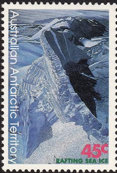 Australian Antartic Territory  -  45c   (lbk)