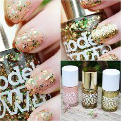 sprinkles,....gold multi