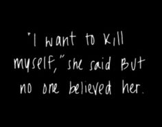 i want to die | Tumblr