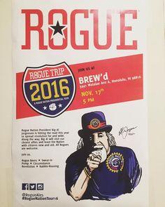 Rogue Trip 2016 - http://fullofevents.com/hawaii/event/rogue-trip-2016/