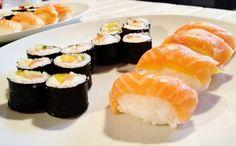 Claire Au Matcha: Sushi, maki et chirachi maison