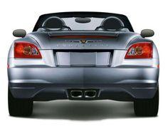 Chrysler Crossfire Roadster 2005 poster, #poster, #mousepad, #Chrysler