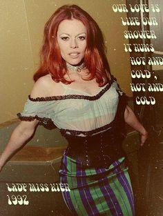 Lady miss kier