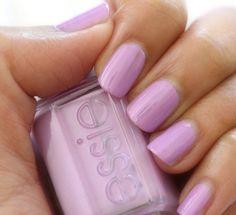 fingernägel bilder nageldesign in rosa und lila
