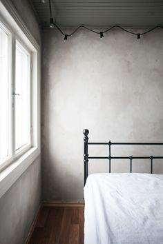 Savimaalilla maalattu seinä (Domus Classica) New Homes, Bedrooms, Decor Ideas, Inspiration, Furniture, Color, Home Decor, Biblical Inspiration, Decoration Home