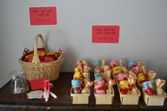 Lark & Lola: A Little Red Riding Hood Birthday Party!