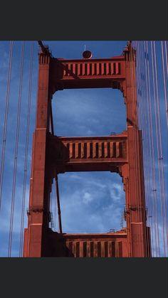 George Washington Bridge, Golden Gate Bridge, Travel, Viajes, Destinations, Traveling, Trips