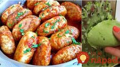 Great potatoes – the simplest, cheapest and best … – Chicken Recipes Pork Recipes, Chicken Recipes, Cooking Recipes, Healthy Recipes, Italian Chicken Dishes, Easy Dinner Recipes, Easy Meals, Minced Meat Recipe, Czech Recipes