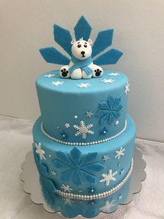 Winterzauber ❄️ Cake Decorating, Cakes, Desserts, Food, Meal, Deserts, Essen, Hoods, Pastries