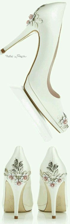 Wedding looking heels
