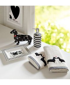 HipStyle Olivia Bath Accessories Collection - Bathroom Accessories - Bed & Bath - Macy's