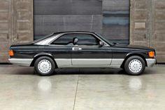 1987 - Mercedes Benz 560 SEC.