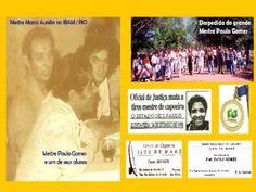 Grupo de Capoeira Meia Lua: 55 Anos. Registros de Mestre André Luiz Lacé...