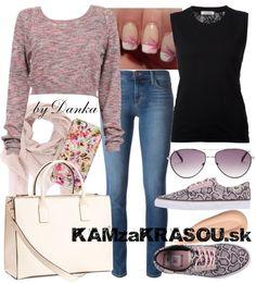 #kamzakrasou #sexi #love #jeans #clothes #coat #shoes #fashion #style #outfit #heels #bags #treasure #blouses #dress Na nedeľnú prechádzku - KAMzaKRÁSOU.sk