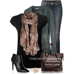 Easy breezy, created by cindycook10 on Polyvore