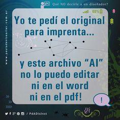 #OriginalParaImprenta - #PdA #DiseñoInstitucional