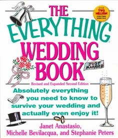 The Everything Wedding book - bookclubexpress.com
