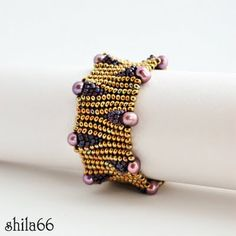 shilabead: karkötő/bracelet