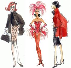 fashion editor showgirl fashion designer barbie robert best