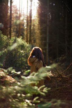 Hirtshals Denmark Scandinavia - January 15 2020 at Forest Photography, Girl Photography, Creative Photography, Travel Photography, Twilight, Photo Portrait, Shooting Photo, Jolie Photo, Photo Poses