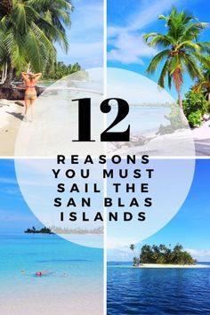 Looking to cross from Colombia to Panama or Panama to Colombia? Skip the flight! Here's why you should go Sailing the San Blas Islands instead! // San Blas Islands Panama / San Blas Islands tour / san blas islands map / sailing the san blas islands / san blas islands from panama city / san blas islands trip / San Blas Panama / sailing the caribbean / travel to panama / boat panama to colombia / san blas experience / san blas tours from panama city / San blas trip