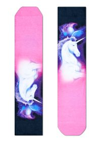 Unicorn Print Sock $14
