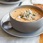 She-Crab Soup Recipe | MyRecipes.com
