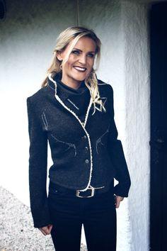 Frauen Jacken, Blazer & Mäntel - Trachten Jacken Mirabell Plummer Blazer, Mantel, Hooded Jacket, Athletic, Classic, Style, Fashion, Contrast Color, Jackets