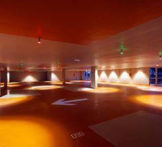 Galeria de Estacionamento do Festival de Erl / Kleboth Lindinger Dollnig - 7