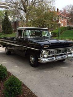 1963 Chevy Truck - LMC Trucklife #yourtruckyourstory #lmctruck #lmctrucklife #Chevy #Chevytruck