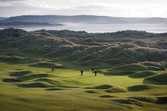 Aberdovey GC in Wales. Golf as it should be. My golf home away from home.