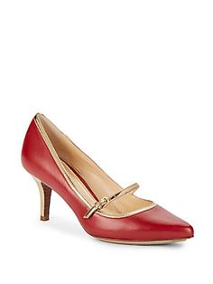 Cole Haan, Chelsea Point-Toe Mary Jane Pumps GIFTS OF LOVE, BEAUTY AND JOY from #SAKSOFF5TH