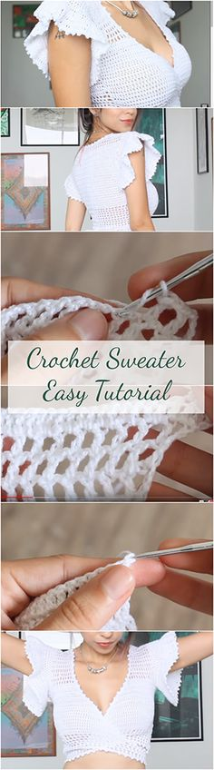 Learn how to crochet a sweater, blanket, scarf, hat etc. pattern for women by following this simple step by step stitch tutorial with a DIY video guide! | Crochet Sweater Cardigan Toddler Crochet Pullover Hat And Scarf / Scarves | DIY For Baby Men, Women, Kids Crochet Ideas | Free Crochet Tutorials For Beginners | Beginner Video Tutorials Youtube | Crochet Stitches | Free Patterns | Free Projects & Ideas | Easy & Simple Tutorials | Unique Stitches | Oversized | Circle | Chunky Knitting