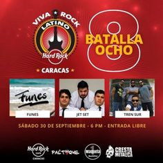 Viva Rock Latino – Batalla 8 http://crestametalica.com/evento/viva-rock-latino-batalla-8/ vía @crestametalica