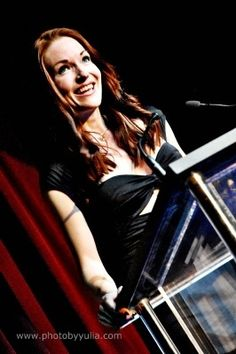 Winner of the Hollywood Music in Media Award 2009, Catya Maré.