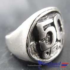 Pewter Death Rock Rocker Heavy Metal Hardcore Chain 50 Cent Alchemy Gothic Ring  Price:US $5.99  http://www.ebay.com/itm/152109199003  #ebay #paypal #Thailandfantastic #Pewter #Death #Rock #Rocker #Heavy #Metal #Hardcore #Chain #50Cent #Alchemy #Gothic #Ring #Clothe #Clothing #Accessories #Fashion