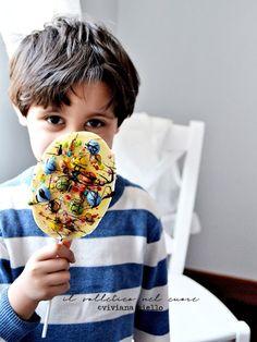 tavoletta di cioccolato decorata gigante Arte Popular, Chocolate Cookies, Cereal, Easy Meals, Biscotti, Breakfast, Recipes, Food, Butterflies