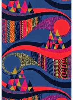Taivasalla by Sanna Annukka for Marimekko.                                                                                                                                                      もっと見る