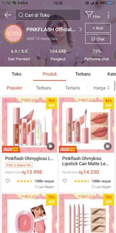 Best Online Clothing Stores, Online Shopping Sites, Online Shopping Clothes, Online Shop Baju, Aesthetic Shop, Skin Makeup, Skincare, Shops, Pictures
