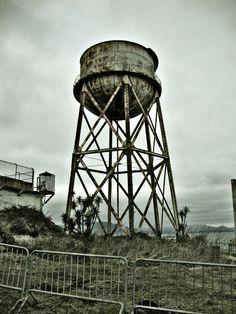 Exploring Alcatraz Island
