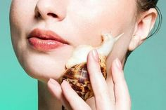 We Know It Sounds Crazy, But Snail Slime Beauty Products Actually Work: People will stop at nothing to have the best skin possible — and will resort to the most unusual methods to achieve it. Serum, Eyebrow Trends, Slime, Tighter Skin, Skin Care Treatments, Shiny Hair, Acne Prone Skin, Flawless Skin, Skin Cream