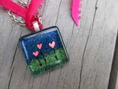 field of love necklace