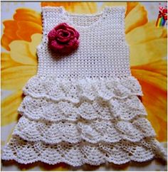 Ravelry: Dress, Capelet and Bolero for a Little Fashion Queen by cai yina