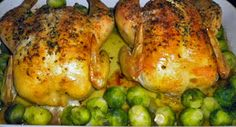 Slow Cook a Whole Chicken-Not only is it the cheapest and easiest way I've found to make chicken, but you get a couple quarts of chicken broth from it too from WellnessMama.com #wellness #chicken #crockpot