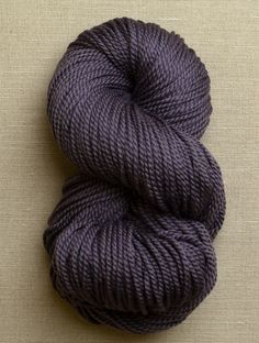 purl soho   products   item   worsted twist (purl soho) grey fig