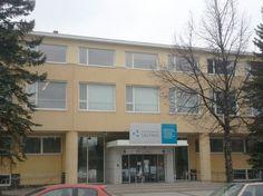 Koulutuskeskus Salpauksen sisäänkäynti