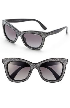 Jimmy Choo 'Flash' 52mm Sunglasses. If and only if I have extra extra and I mean extra moolah! ^_^